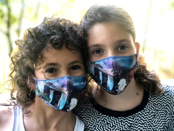 kids facemasks